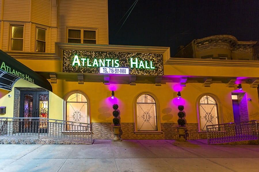 Atlantis Hall Queens Party Hall 718 501 9988 Queens